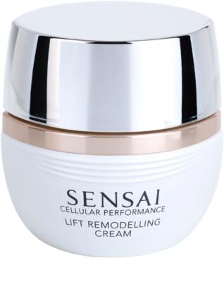Sensai Cellular Performance Lifting dnevna krema za preoblikovanje obraza z učinkom liftinga