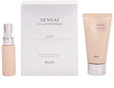Sensai Cellular Performance Lifting máscara peel-off com efeito lifting 2