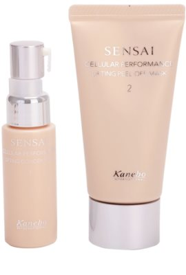 Sensai Cellular Performance Lifting máscara peel-off com efeito lifting