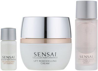 Sensai Cellular Performance Lifting set cosmetice I. 1