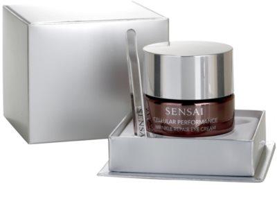 Sensai Cellular Performance Wrinkle Repair oční protivráskový krém 3