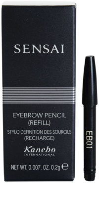 Sensai Eyebrow Pencil creion pentru sprancene rezerva 1
