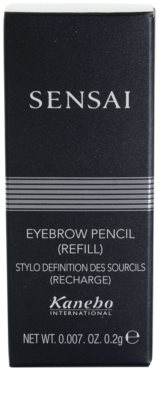 Sensai Eyebrow Pencil creion pentru sprancene rezerva 2