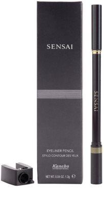 Sensai Eyeliner Pencil eyeliner khol cu aplicator 4