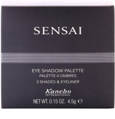 Sensai Eye Shadow Palette Palette mit Lidschatten 2