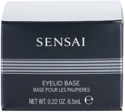 Sensai Eyelid Base prebase para sombras 3