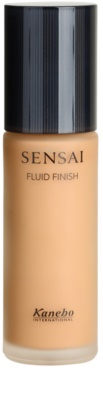 Sensai Fluid Finish make up lichid