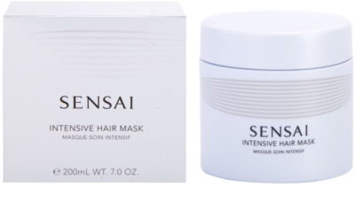 Sensai Hair Care intenzivní maska na vlasy 1