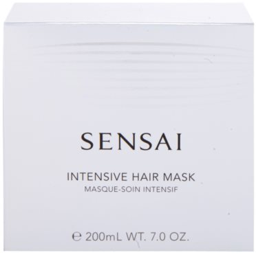Sensai Hair Care masca hidratanta par 3