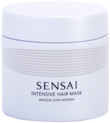 Sensai Hair Care máscara intensiva para cabelo