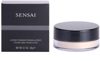 Sensai Loose Powder fixáló porpúder 2