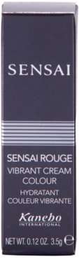 Sensai Rouge Vibrant Cream Colour ruj crema 3