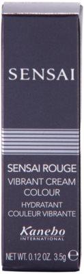 Sensai Rouge Vibrant Cream Colour krémes rúzs 3