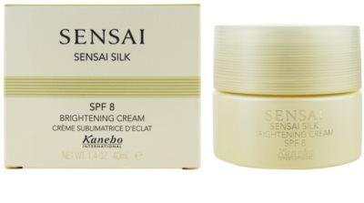 Sensai Sensai Silk rozjasňující krém SPF 8 2