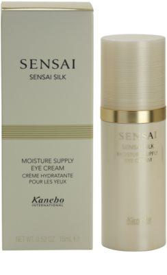 Sensai Sensai Silk hydratační oční krém 3