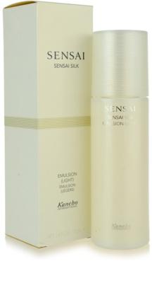 Sensai Sensai Silk emulsão hidratante e apaziguadora  para pele mista e oleosa 1