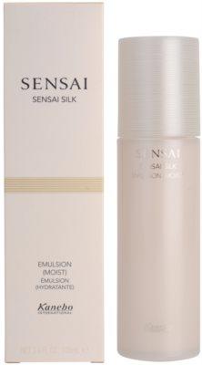 Sensai Sensai Silk beruhigende und hydratisierende Emulsion für normale und trockene Haut 2