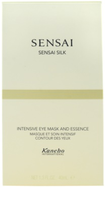 Sensai Sensai Silk maseczka pod oczy 2
