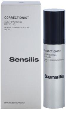 Sensilis Correctionist Antifalten-Fluid SPF 15 2