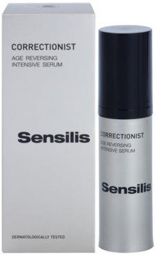 Sensilis Correctionist intenzív fiatalító szérum a bőröregedés ellen 2