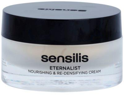 Sensilis Eternalist nährende Creme zur Erneuerung der Hautdichte