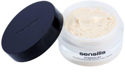 Sensilis Eternalist nährende Creme zur Erneuerung der Hautdichte 1
