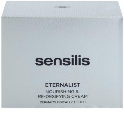 Sensilis Eternalist crema nutritiva para restaurar la densidad de la piel 3