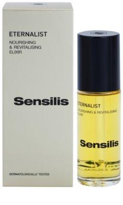Sensilis Eternalist elixir para nutrir e revitalizar a pele 1