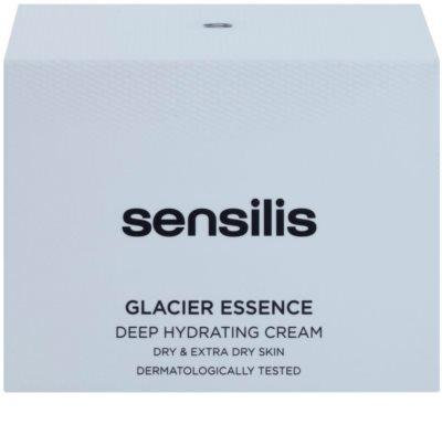 Sensilis Glacier Essence зволожуючий крем глибокої дії 3