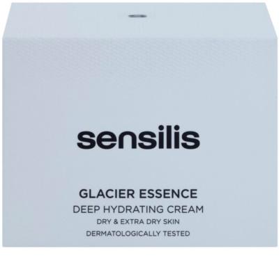 Sensilis Glacier Essence creme de hidratação profunda 3