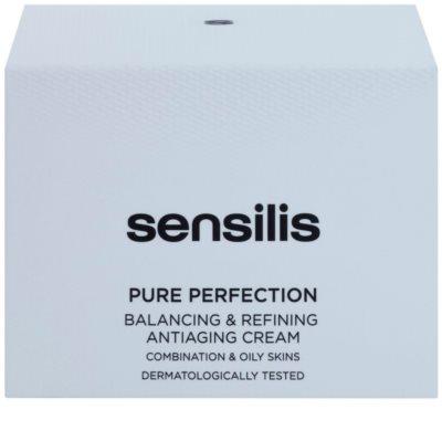 Sensilis Pure Perfection normalizačný krém pre mastnú pleť s protivráskovým účinkom 3