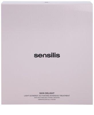 Sensilis Skin Delight Cuidado de noite completo para iluminar a pele 2