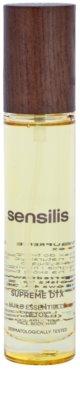 Sensilis Supreme DTX aceite regenerador con efecto desintoxicante para cara, cuerpo y cabello