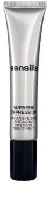 Sensilis Supreme Expression Augenpflege gegen Falten, Schwellungen und Augenringe