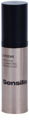 Sensilis Supreme elixir iluminador com efeito antirrugas para uma pele com aparência perfeita