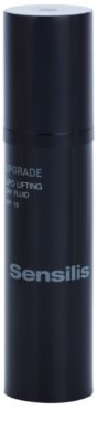 Sensilis Upgrade ремоделиращ флуид с лифтинг ефект против проявите на стареене на кожата SPF 15