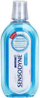Sensodyne Dental Care рідина для полоскання  рота для чутливих зубів