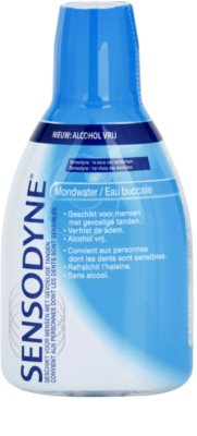Sensodyne Dental Care elixir bocal