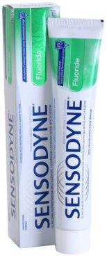Sensodyne Fluoride паста за чувствителни зъби 2