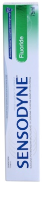 Sensodyne Fluoride паста за чувствителни зъби 3