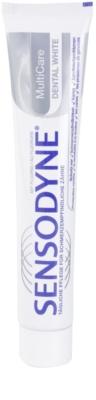 Sensodyne MultiCare bleichende Zahnpasta