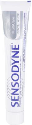 Sensodyne MultiCare zobna pasta za beljenje zob