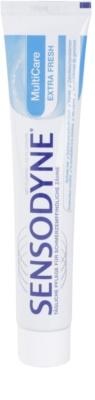 Sensodyne MultiCare pasta de dinti pentru a proteja dintii si gingiile