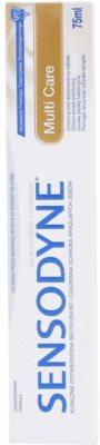 Sensodyne MultiCare dentífrico para dentes sensíveis 3