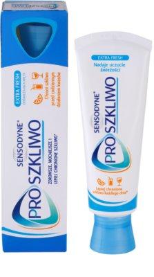 Sensodyne Pro-Schmelz Paste zur Stärkung des Zahnschmelzes für frischen Atem 1