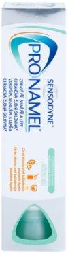 Sensodyne Pro-Namel pasta para fortalecer el esmalte dental para uso diario 2