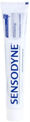 Sensodyne Whitening pasta de dinti pentru albire pentru dinti sensibili