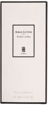 Serge Lutens Ambre Sultan eau de parfum para mujer 4