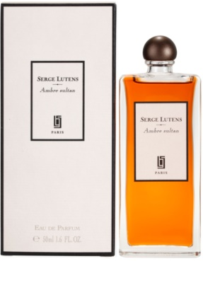 Serge Lutens Ambre Sultan Eau de Parfum para mulheres