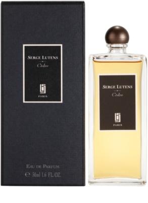 Serge Lutens Cedre parfumska voda uniseks